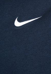 Nike Performance - FULL ZIP - Zip-up hoodie - obsidian/white - 3
