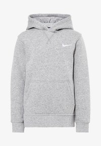 dk grey heather/white