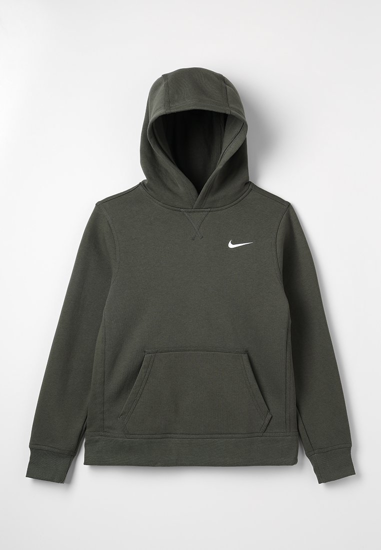 Nike Performance - Sweat à capuche - cargo khaki/white