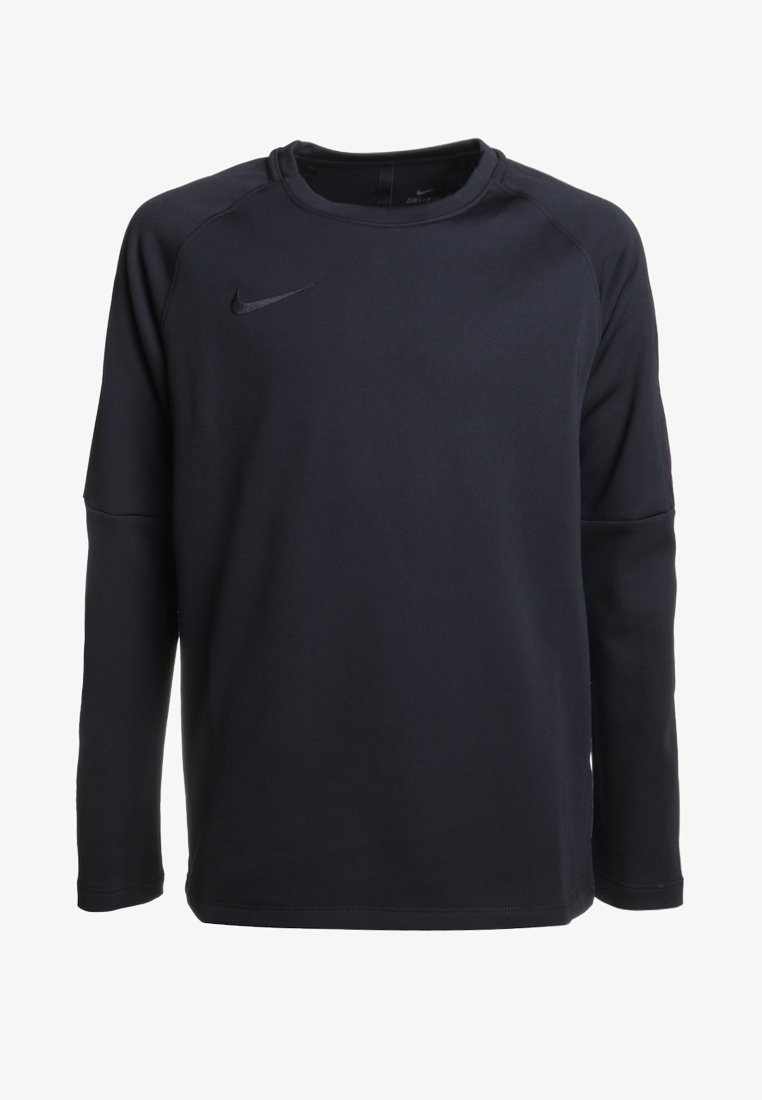 Nike Performance - DRY ACADEMY CREW - Sweatshirt - black/black/black