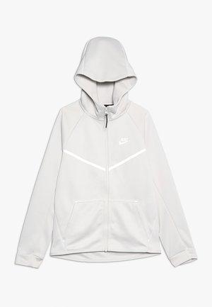 Training jacket - light bone/white