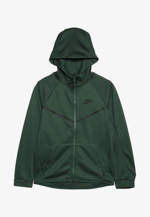 Training jacket - fir/black