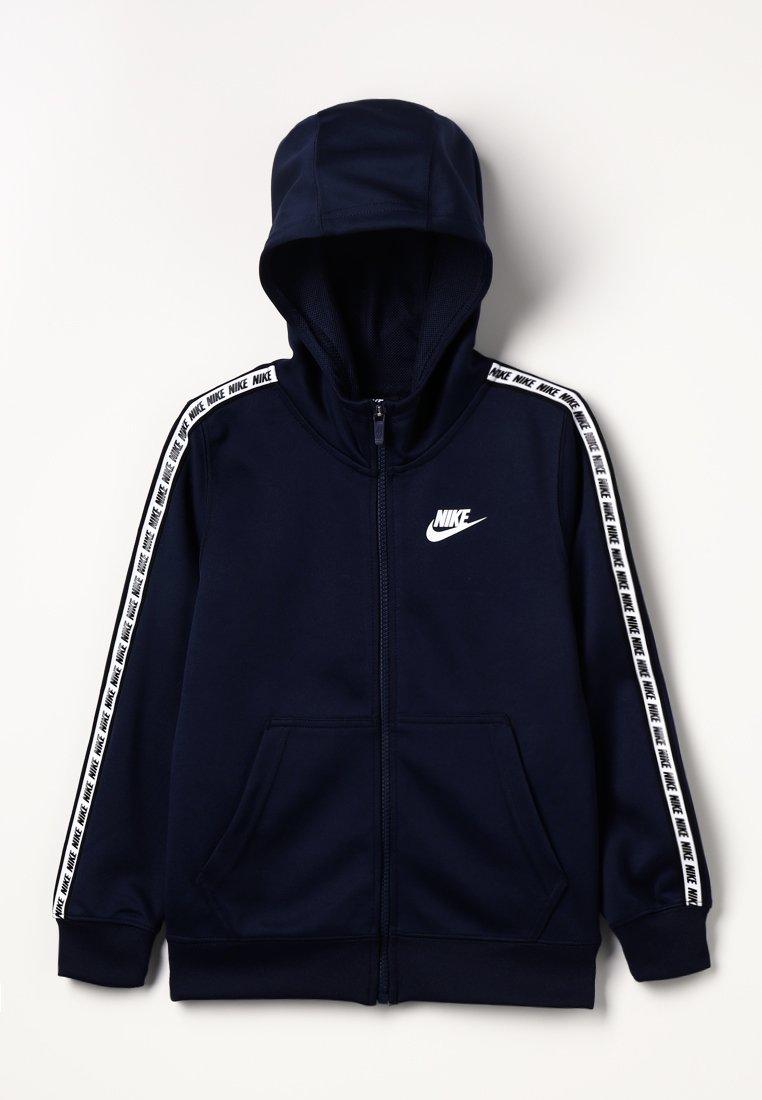 Nike Performance - REPEAT HOOD - Zip-up hoodie - obsidian