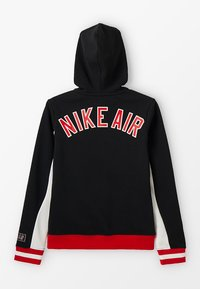 Nike Performance - Bluza rozpinana - black/sail/university red/ - 1