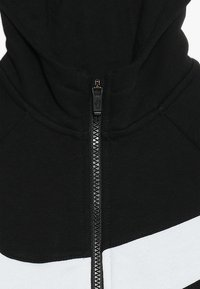Nike Performance - HOODIE - Bluza rozpinana - black/white - 2