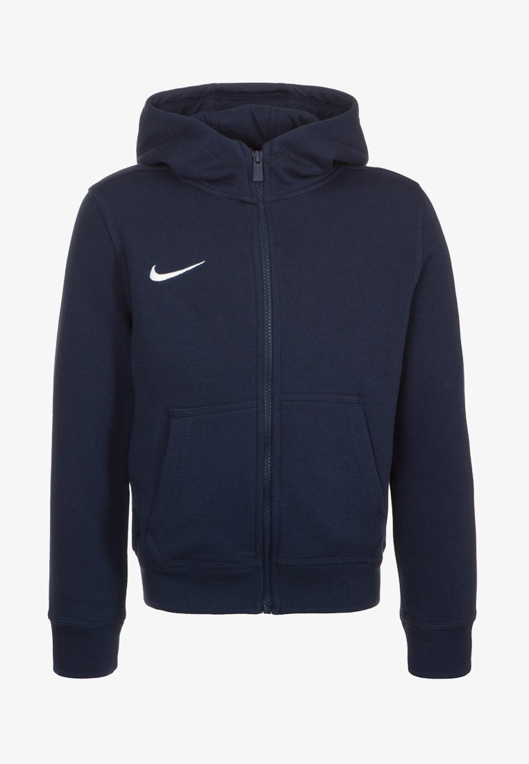 Nike Performance - TEAM CLUB KINDER - Veste de survêtement - obsidian/obsidian/football white