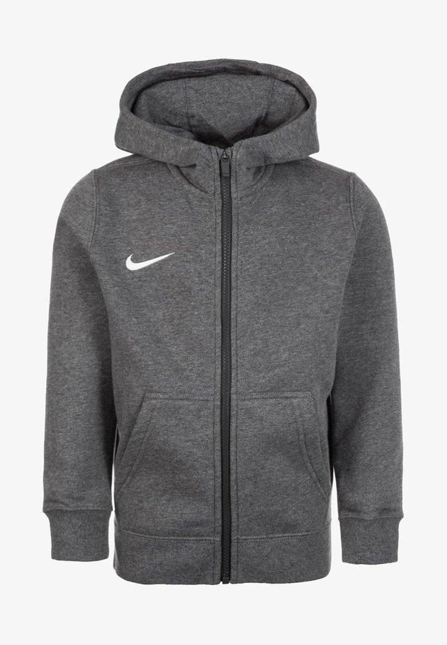 CLUB19 - veste en sweat zippée - charcoal heather