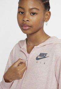 Nike Performance - veste en sweat zippée - pink - 3
