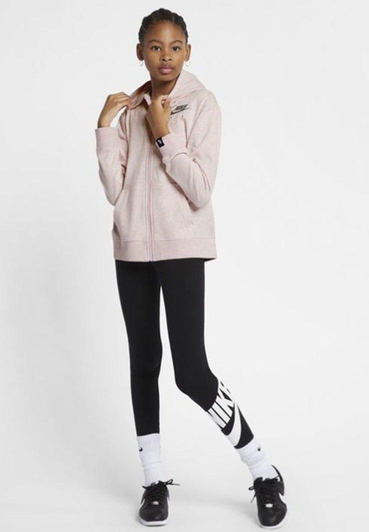 Nike Performance - veste en sweat zippée - pink