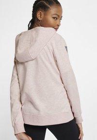 Nike Performance - veste en sweat zippée - pink - 2