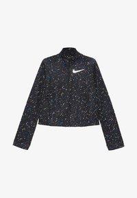Nike Performance - SHINE - Sports shirt - black - 3