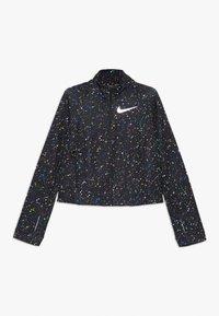 Nike Performance - SHINE - Sports shirt - black - 0
