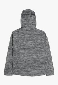 Nike Performance - THERMA HOODIE - Huppari - black/heather/white - 1