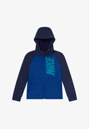 DRY - Mikina na zip - game royal/midnight navy/laser blue