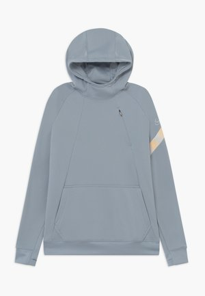 Hoodie - obsidian/reflective silver