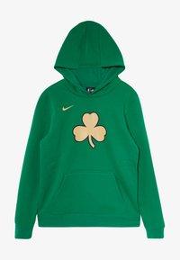 Nike Performance - NBA BOSTON CELTICS HOODIE CLUB CITY - Pelipaita - clover - 2