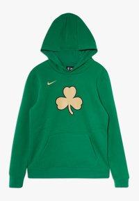 Nike Performance - NBA BOSTON CELTICS HOODIE CLUB CITY - Pelipaita - clover - 0