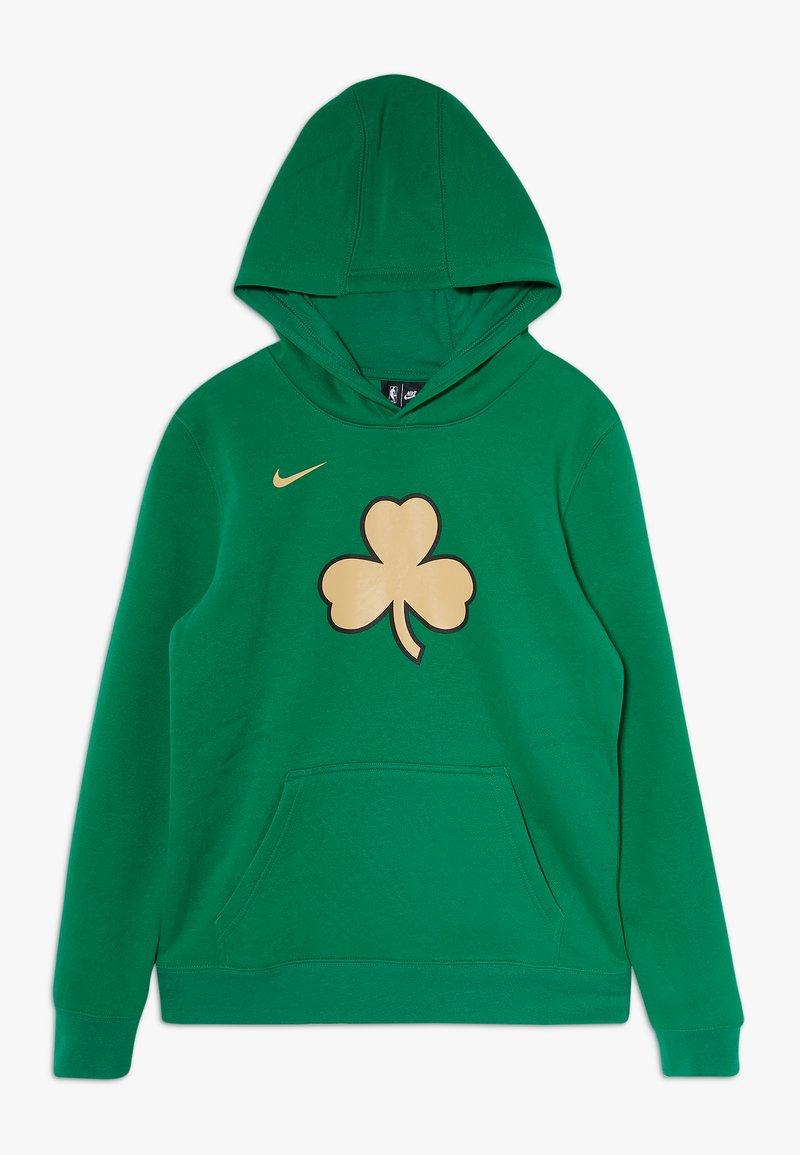 Nike Performance - NBA BOSTON CELTICS HOODIE CLUB CITY - Pelipaita - clover