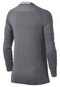 Nike Performance - T-shirt de sport - carbon heather/white - 1