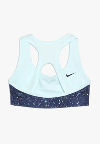 Nike Performance - BRA CLASSIC  - Sport BH - blue void/teal tint - 1