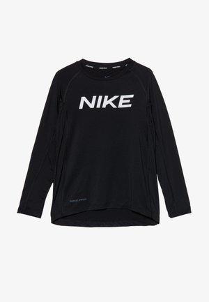 B NP LS FTTD TOP - T-shirt de sport - black