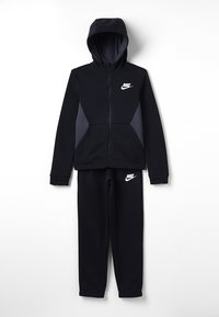 Nike Performance - SUIT CORE - Træningssæt - black/anthracite/white - 0