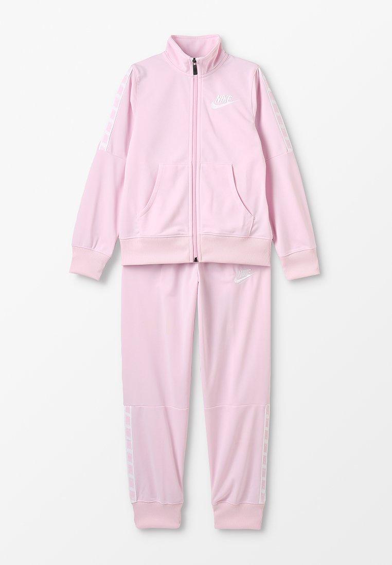 Nike Performance - SUIT TRICOT - Trainingsanzug - pink foam/white