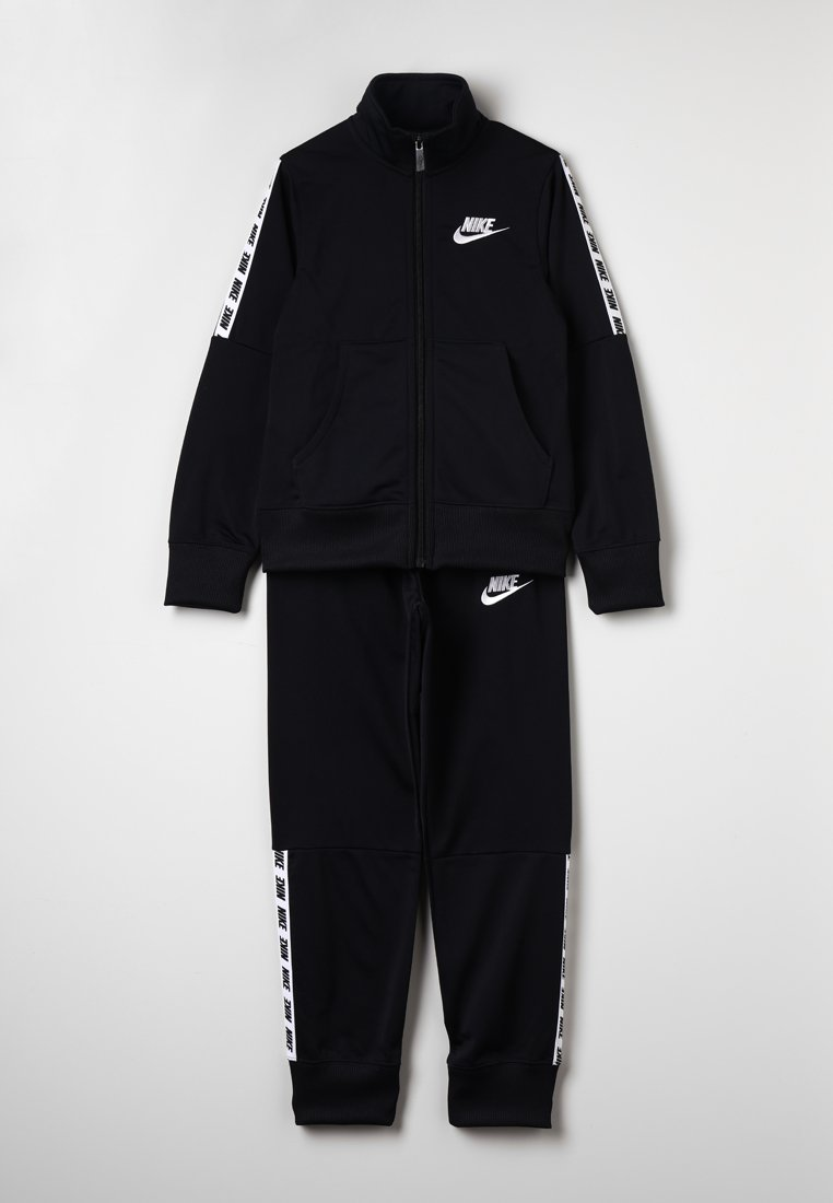 Nike Performance - SUIT TRICOT - Survêtement - black/white