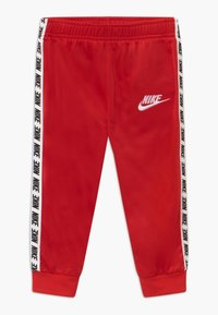 Nike Sportswear - BLOCK TAPING TRICOT BABY SET - Chándal - university red - 2