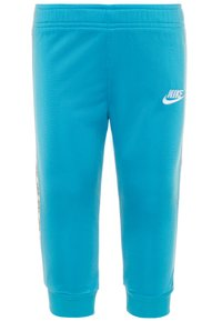 Nike Sportswear - BLOCK TAPING TRICOT BABY SET - Chándal - laser blue - 2