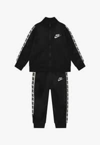 Nike Sportswear - BLOCK TAPING TRICOT BABY SET - Survêtement - black - 3