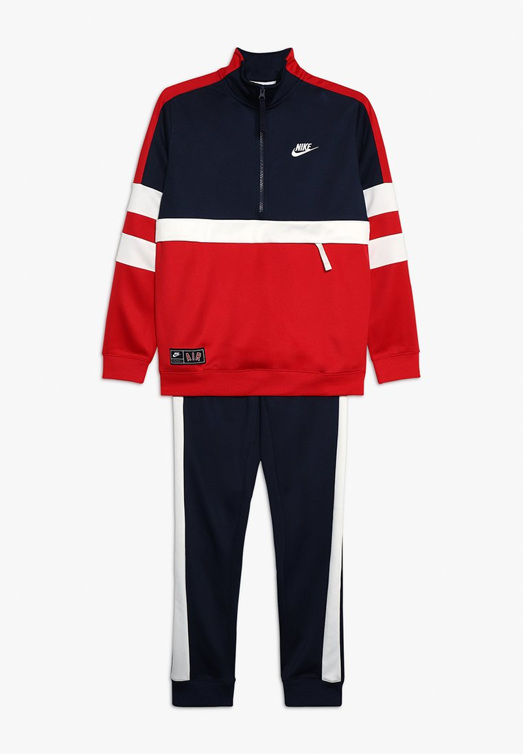 Nike Performance - AIR TRACK SUIT CUFF - Tracksuit - university red/obsidian