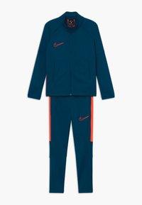 Nike Performance - DRY ACADEMY SET - Trainingspak - valerian blue/laser crimson - 0