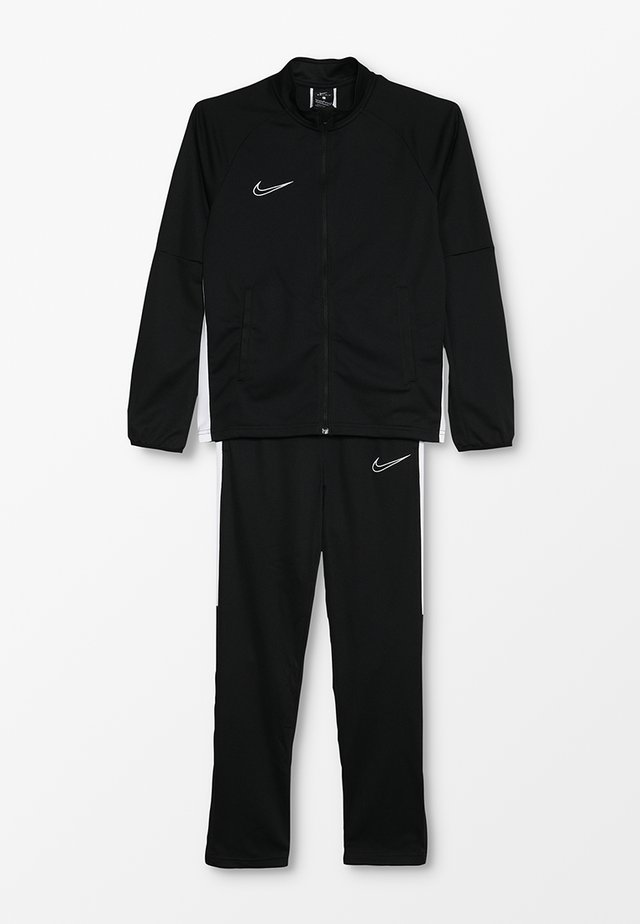 DRY ACADEMY SUIT - Tracksuit - black/white