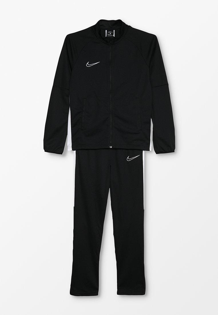 Nike Performance - DRY ACADEMY SET - Survêtement - black/white