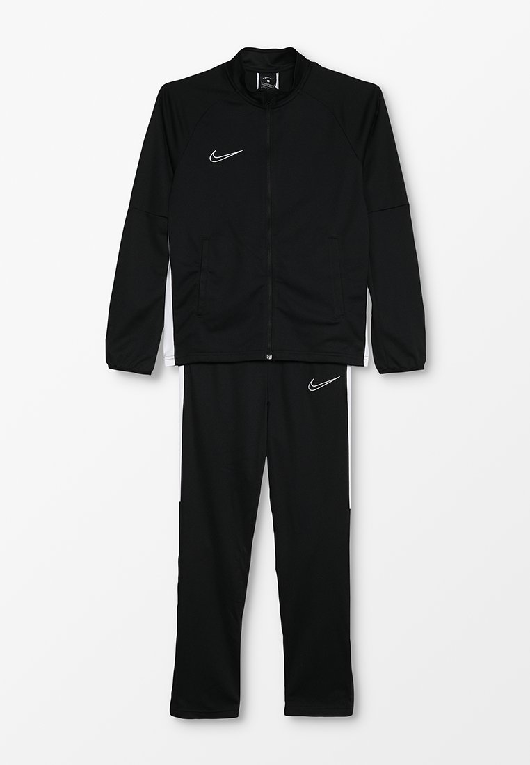 Nike Performance - DRY SUIT - Tracksuit - black/white