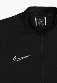 Nike Performance - DRY ACADEMY SET - Survêtement - black/white - 6