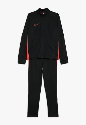 DRY ACADEMY SUIT - Tracksuit - black/ember glow
