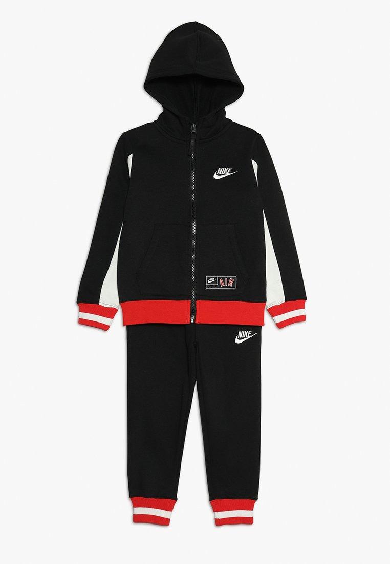 Nike Performance - AIR JOGGER SET - Tracksuit - black