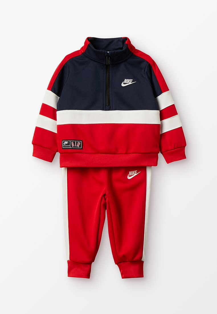 Nike Performance - AIR JOGGER SET - Trainingsanzug - university red