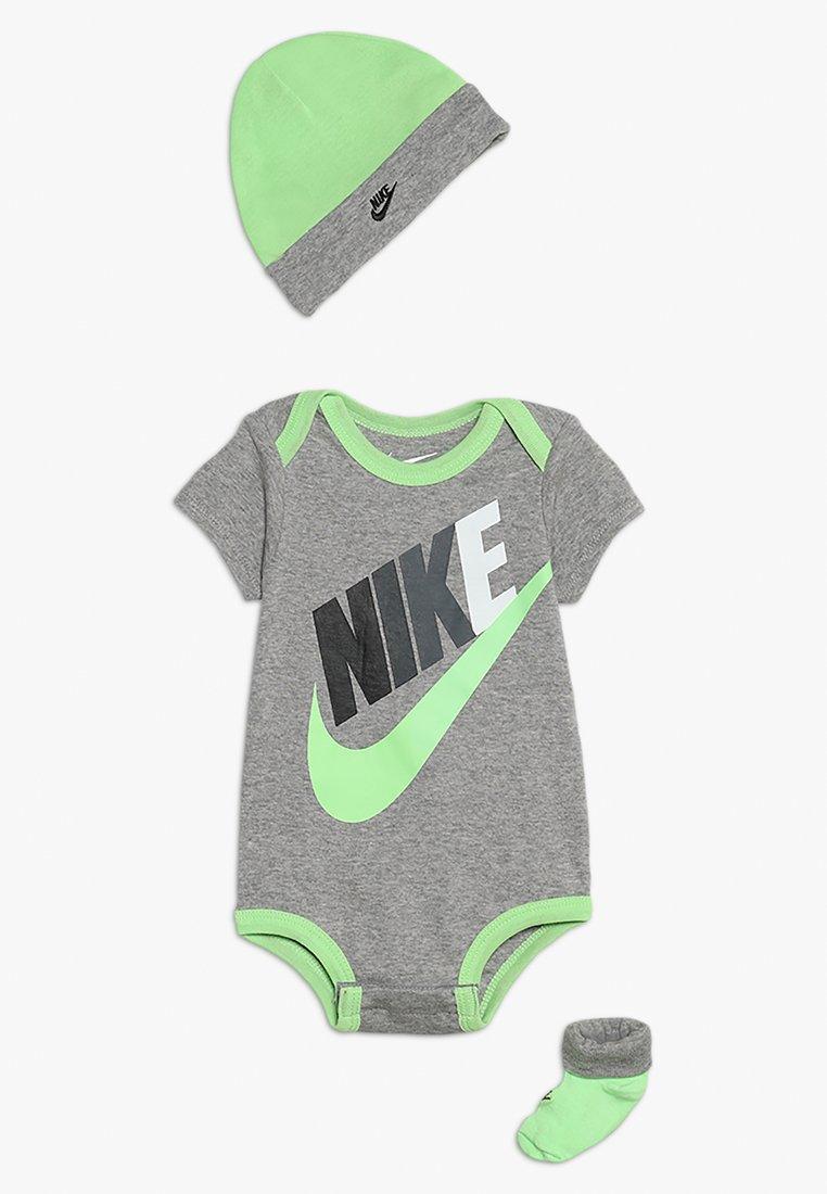 Nike Performance - FUTURA MULTI HAT BOOTIE SET - Pipo - dark grey heather