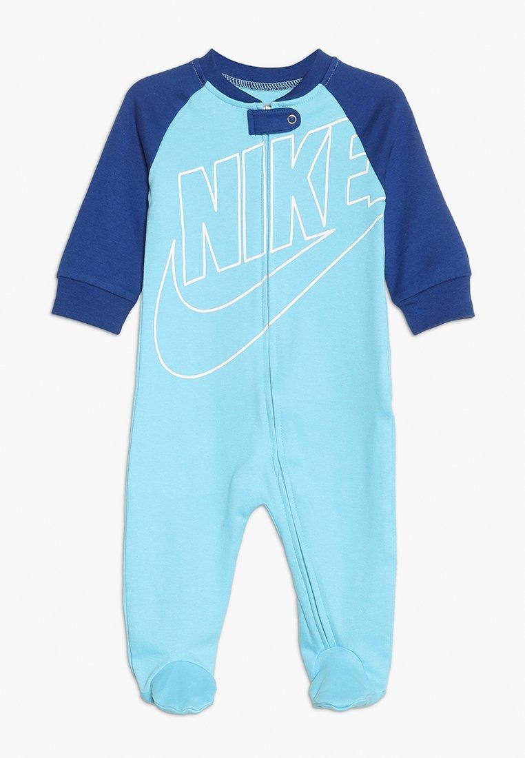 Nike Performance - FUTURAFOOTED COVERALL - Trainingspak - blue gaze