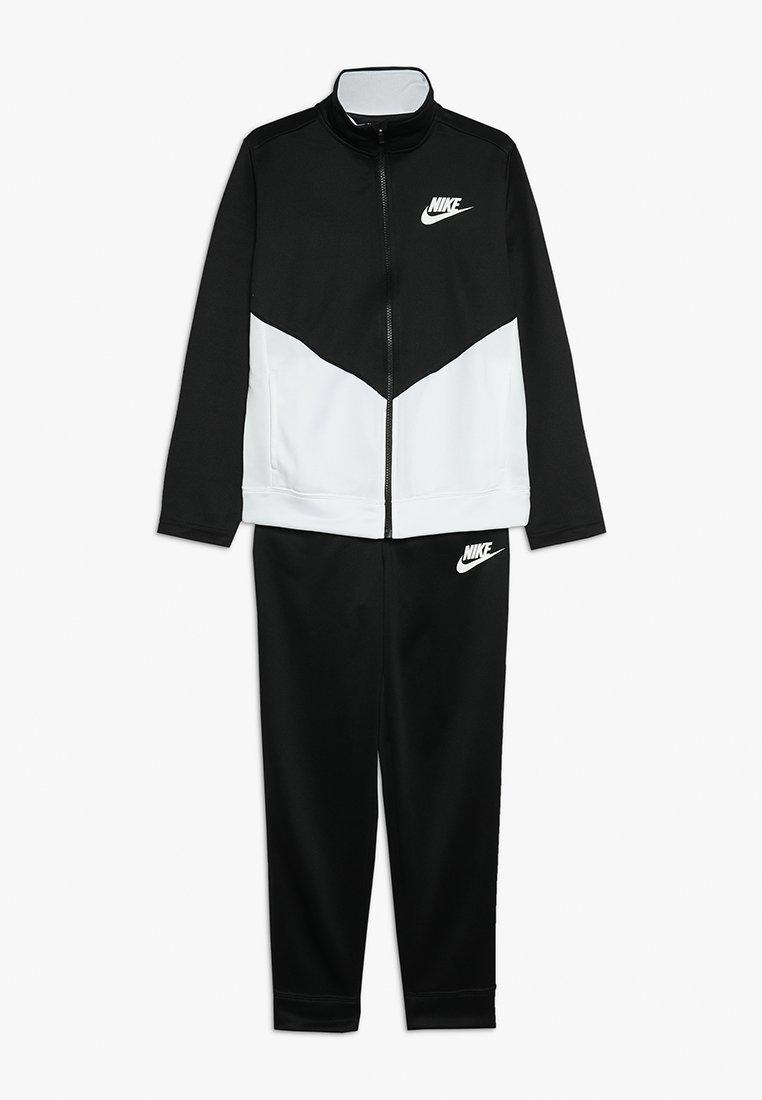 Nike Performance - CORE FUTURA - Tracksuit - black/white