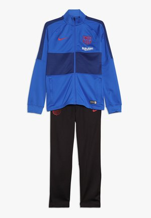 FC BARCELONA DRY SUIT - Trainingspak - lyon blue/deep royal blue/noble red