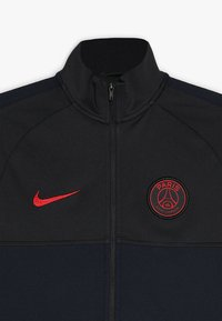 Nike Performance - PARIS ST. GERMAIN DRY SET - Trainingspak - oil grey/gobsidian/university red - 6