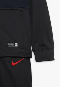 Nike Performance - PARIS ST. GERMAIN DRY SET - Trainingspak - oil grey/gobsidian/university red - 4