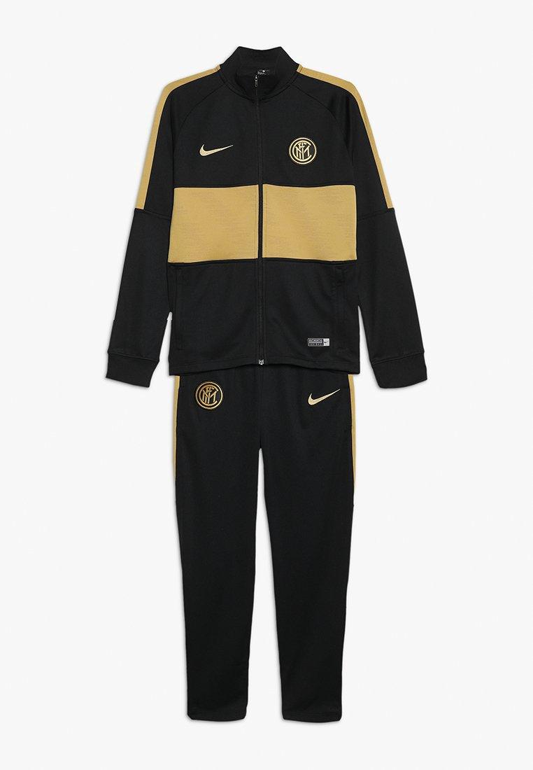 Nike Performance - INTER MAILAND DRY SUIT - Vereinsmannschaften - black/truly gold