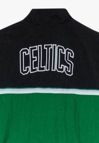 Nike Performance - NBABOSTON CELTICS TRACKSUIT COURTSIDE - Klubbkläder - clover - 4