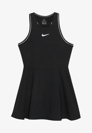 DRY - Sukienka sportowa - black/white