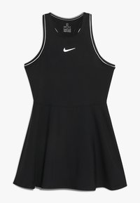 Nike Performance - DRY - Vestido de deporte - black/white - 0